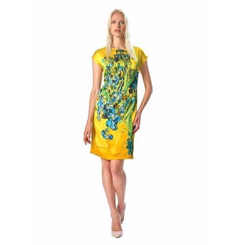 Irises Dress