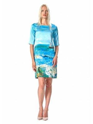 Seascape Dress