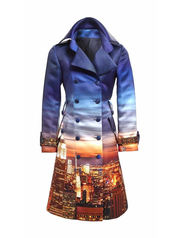 City that never sleeps Coat