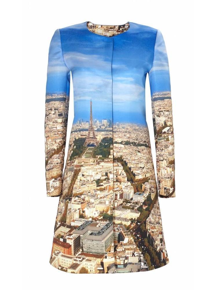 Paris by Day Coat