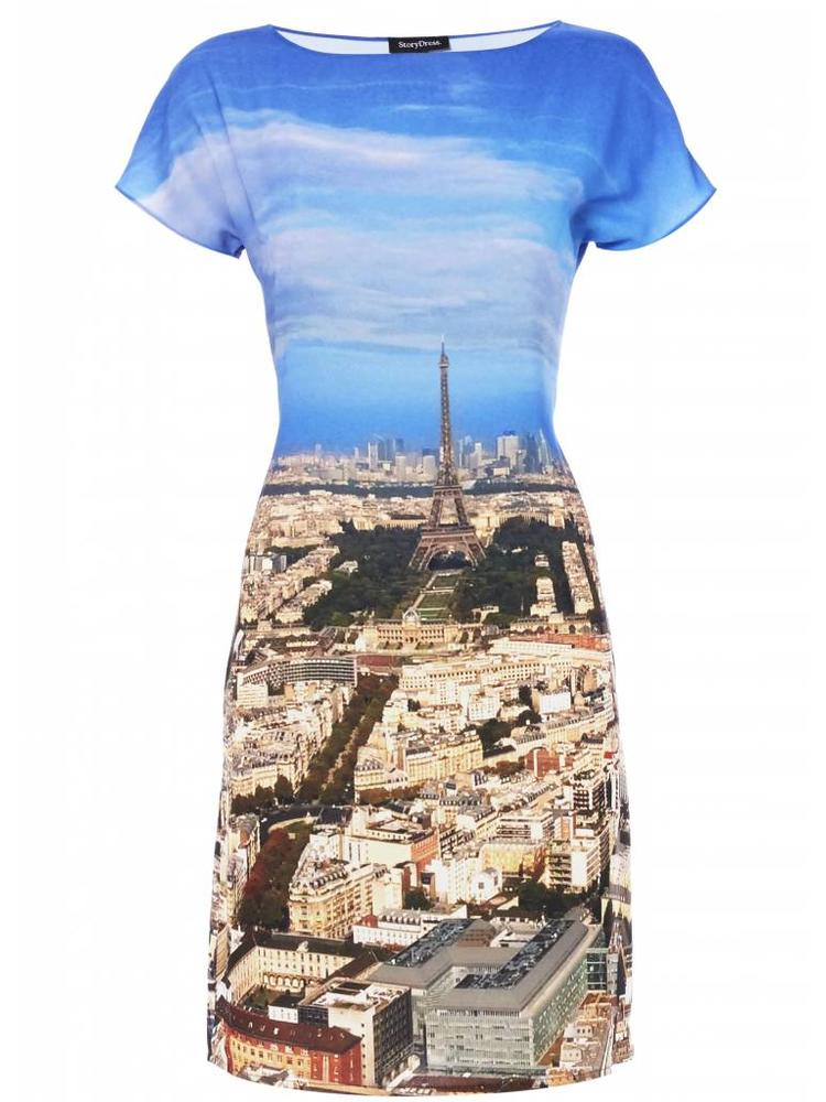 Paris by Day Dress