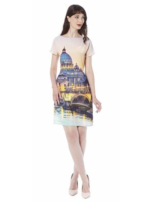 Dreaming away in Rome Dress