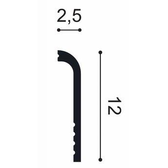 SX185 Plint Overzetplint Orac Decor