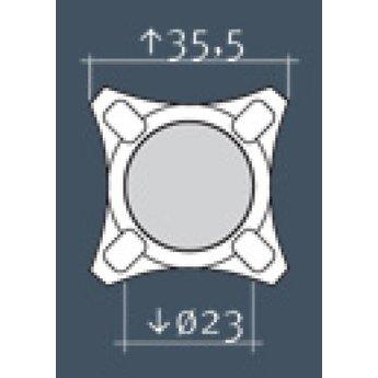 Orac Decor Luxxus Collectie Kapiteel K1122