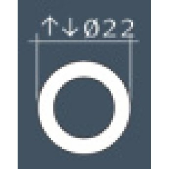 Orac Decor Luxxus Collectie Volle Zuil K1102