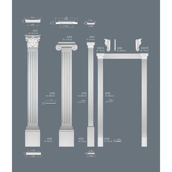 Orac Decor Luxxus Collectie Pilaster K202