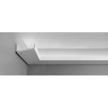 Kroonlijst voor Indirect Verlichting C352 FLAT Orac Decor Luxxus