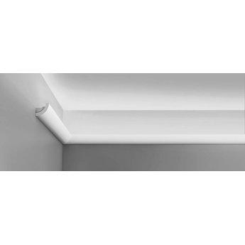 Kroonlijst voor Indirect verlichting C362 CURVE Orac Decor Luxxus