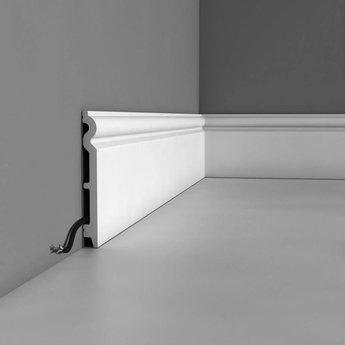 SX138 Plint Orac Decor Luxxus Collectie L200 x H14 x D1,5cm