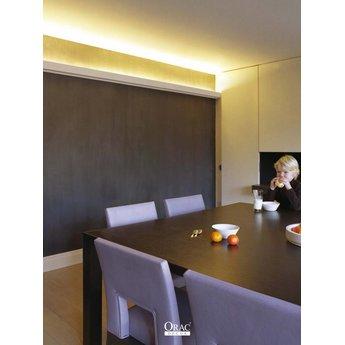 Kroonlijst voor Indirect Verlichting C358 RAILOrac Decor Luxxus