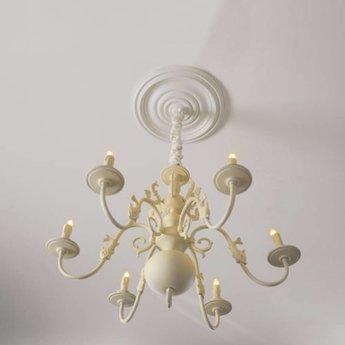 Orac Decor Luxxus Collectie Rozet R08 38cm