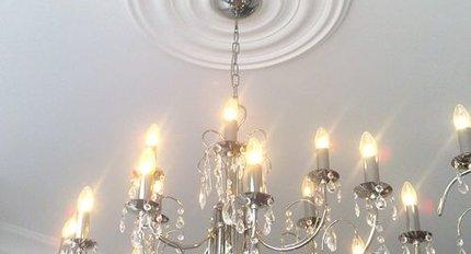 Plafond Ornamenten