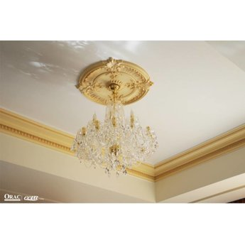 Orac Decor Luxxus Collectie Rozet R73 70cm