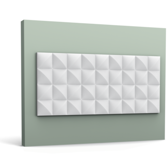 W113 COBBLE 3D Wandpaneel 200 x 25 x 2 cm