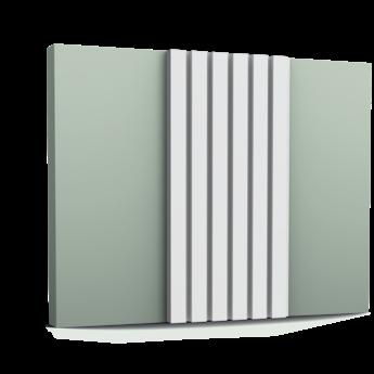Orac Decor W111 BAR 3D Wandpaneel 200 x 25 x 2 cm