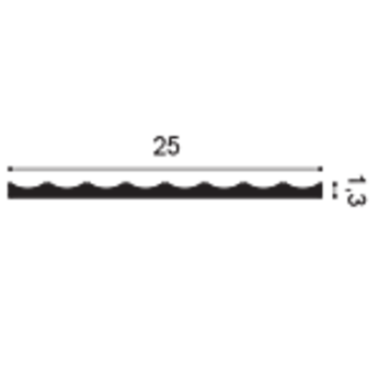 W109 VALLEY 3D Wandpaneel Orac Decor