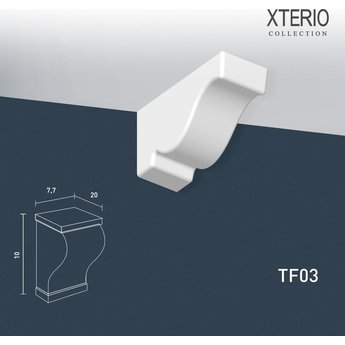 Orac Exterior Collectie TF03 Modillion