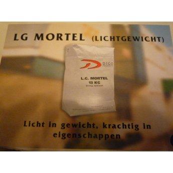 Digo LG Mortel (lichtgewicht)13kg pallet 40 stuks