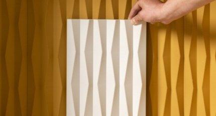3D Wand Panelen/Elementen