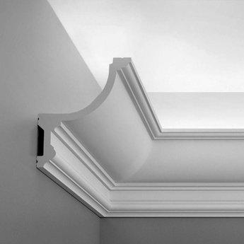 Kroonlijst voor Indirect Verlichting C901 Orac Decor Luxxus