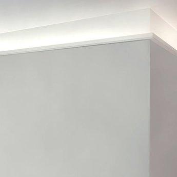 Kroonlijst voor Indirect Verlichting C361 STRIPE Orac Decor Luxxus