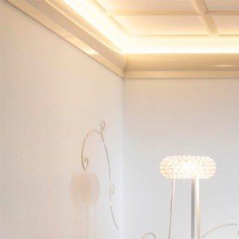 Orac Decor Luxxus Collectie Kroonlijst voor Indirect Verlichting C372 FLUXUS Orac Decor Luxxus