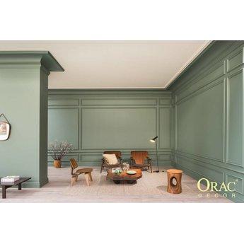 Orac Decor Luxxus Collectie C342 Kroonlijst / Gordijnprofiel (Heritage L)