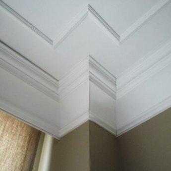 Orac Decor Axxent Collectie Wand en Plafondlijst PX120
