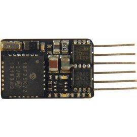 Zimo Lok Decoder MX622N NEM651 (6-Polig) Zimo DCC, MM