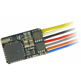 Zimo Lok Decoder MX622R NEM652 (8-Polig) Zimo DCC, MM