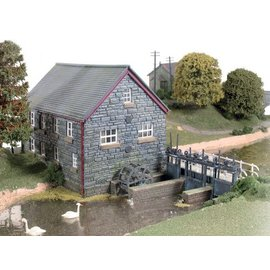 Wills Wills Craftsman Series Kit CK22 Water Mill (Gauge H0/00)