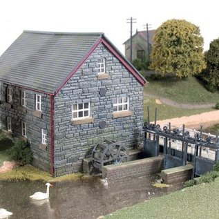 Wills Wills Craftsman Series Kit CK22 Wassermühle (Spur H0/00)