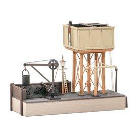 Ratio Ratio 206 Wasserturm und Bekohlung (Spur N)