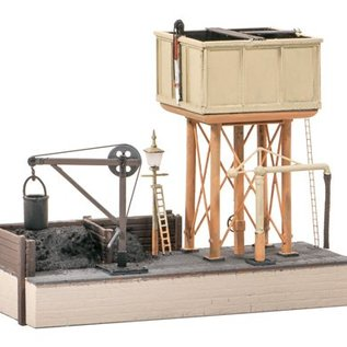 Ratio Ratio Trackside Series 206 watertoren met kleine bekoling (schaal N)