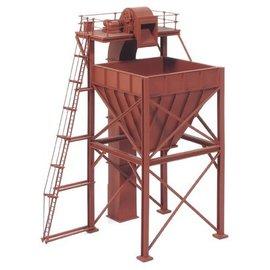 Ratio Ratio Trackside Series 547 Coaling tower (Gauge H0/00)