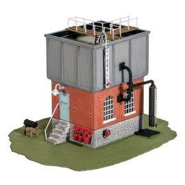 Ratio Ratio Trackside Series 506 watertoren rechthoekig (schaal H0/00)