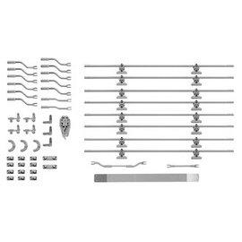 Wills Wills Scenic Series SS89 point rodding kit (Gauge H0/00)