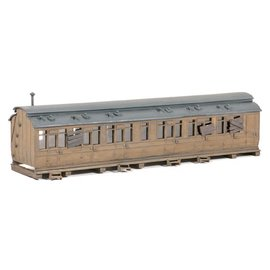Ratio Ratio Trackside Series 519 large grounded coach (Gauge H0/00)