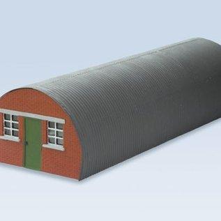 Ratio Ratio Trackside Series 558 Nissen hut (Gauge H0/00)