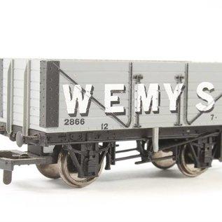 """Hornby Hornby R6327A BR """"7 Plank Wagon"""" DC era III (gauge 00/H0)"""