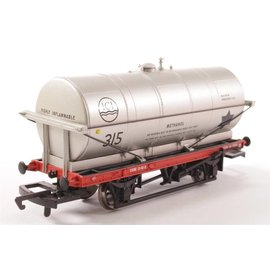 Hornby Hornby R6208C BR Tank Wagon DC periode III (schaal 00/H0)