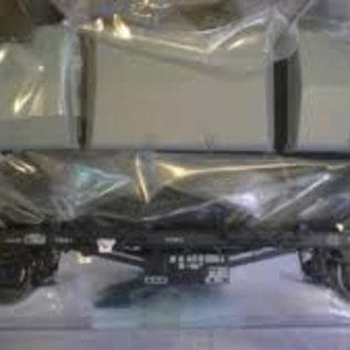 """Brawa Brawa 37161 Containerdraagwagen """"von Haus zu Haus"""" DB Ep. 3/4 Spoor 0"""