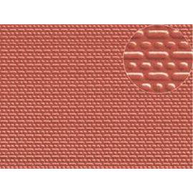 Slater's Plastikard SL402 Selbstbauplatte Backstein in Englischem Verbund, Maßstab N (1:160)  aus Kunststoff