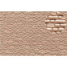 Slater's Plastikard SL422 Zelfbouwplaat natuursteen metselwerk, schaal N, Plastic