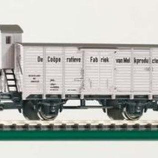 Piko Piko 54018 NS gesloten goederenwagen DC periode III (schaal H0)