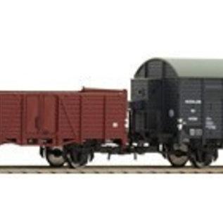 Liliput Liliput L230106 set van 4 NS goederenwagons DC periode III (schaal H0)