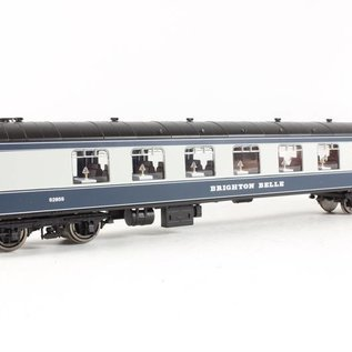 """Hornby Hornby R2988/R4527/R4528/R4529 BR treinset """"Brighton Belle 1969"""" DC periode IV (schaal 00/H0)"""