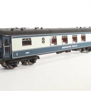 "Hornby Hornby R2988/R4527/R4528/R4529 BR Train Pack ""Brighton Belle 1969"" DC era IV (gauge 00/H0)"