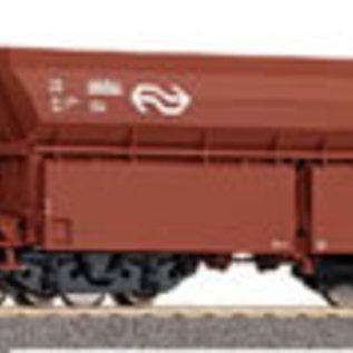 """Roco Roco 45978 NS set von 3 Selbstentladewagen """"Kalk"""" DC Epoche IV (Spur H0)"""