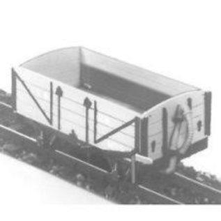 "Dundas Models (formerly Parkside Dundas) Parkside Dundas DM14 ""Lynton & Barnstaple 4 Wheel Open Wagon (Top-Hung-Doors)"" (gauge OO9/HOe)"